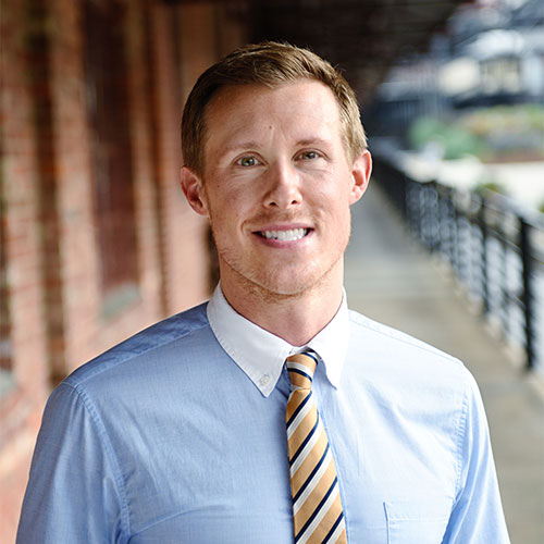 Dr. Christopher Baker of Night & Day Dental in Clayton, NC