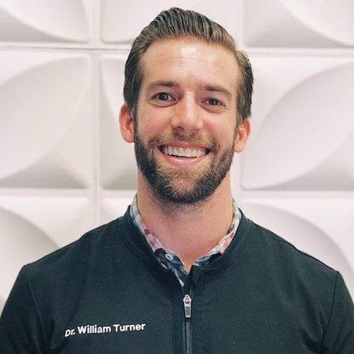 Dr. William Turner smiling